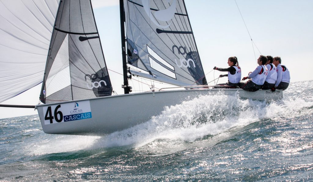 Практика на спортна лодка